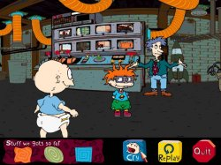 Rugrats adventure game iso download pc
