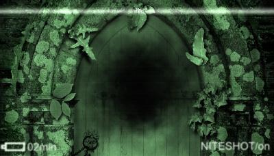 Kilise Kapısı, gece