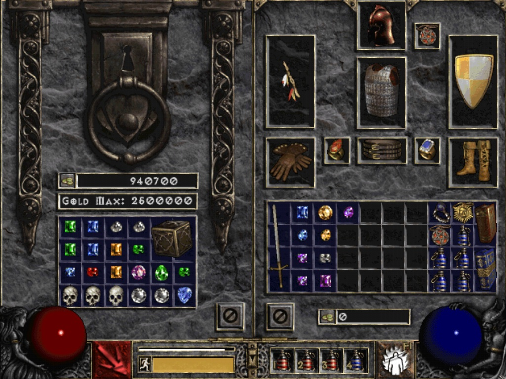 Diablo II Review by metzomagic.com